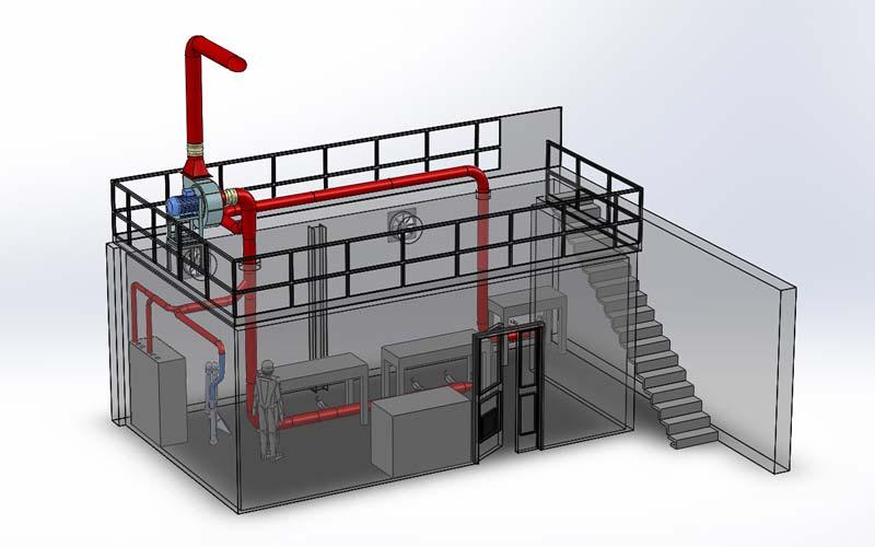 Progettazione di impianti di depurazione aria - 7