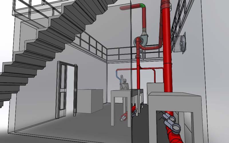 Progettazione di impianti di depurazione aria - 6