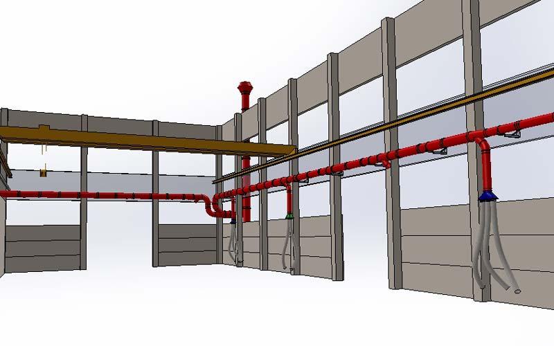 Progettazione di impianti di depurazione aria - 5