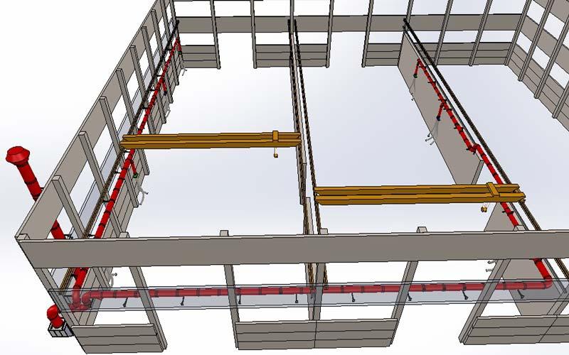 Progettazione di impianti di depurazione aria - 3